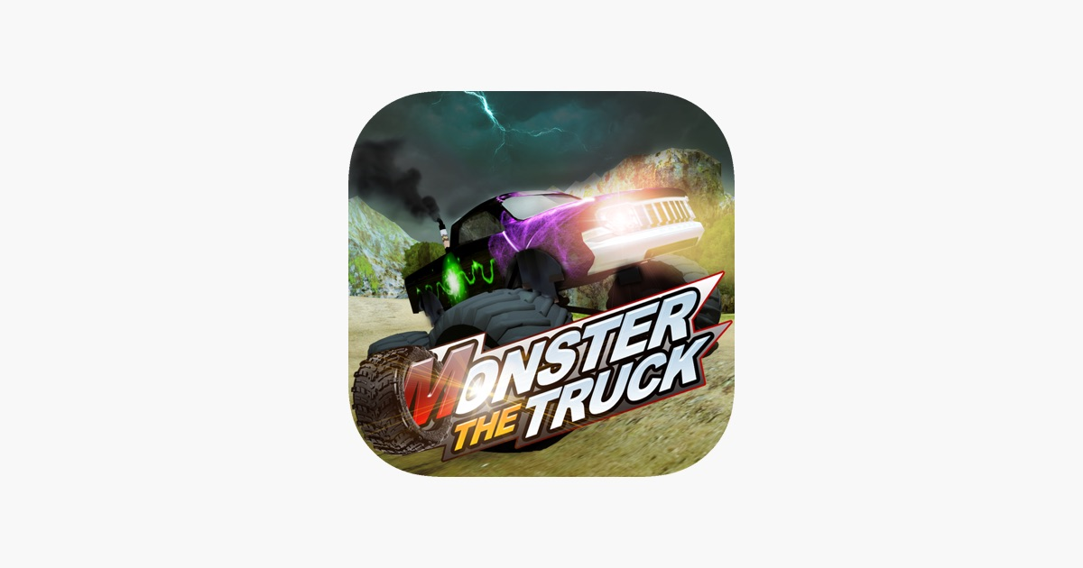 The Monster Truck 3D on the