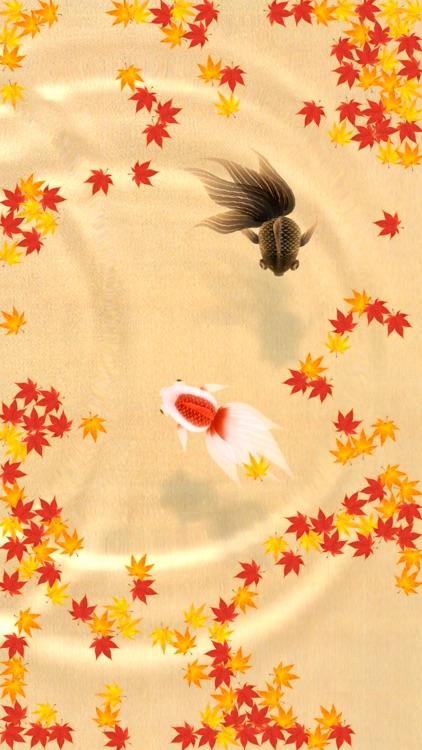 Wa Kingyo LE - Goldfish Pond