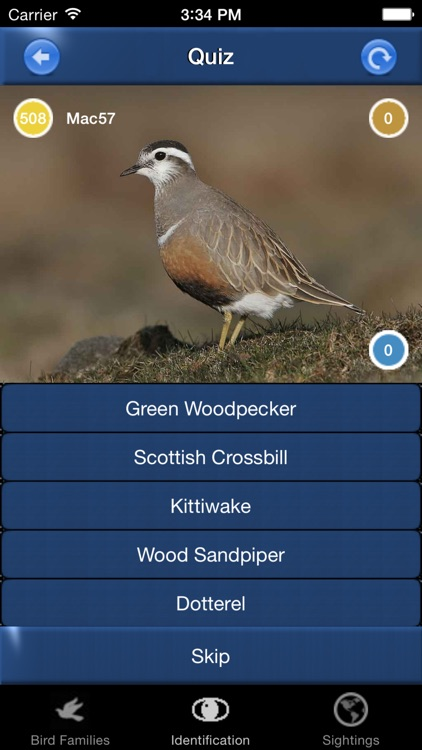 Bird Id - British Isles Identification Guide including all RSPB BGB bird watching survey birds screenshot-3