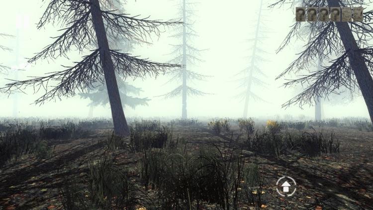 Slender Man Dark Forest screenshot-4