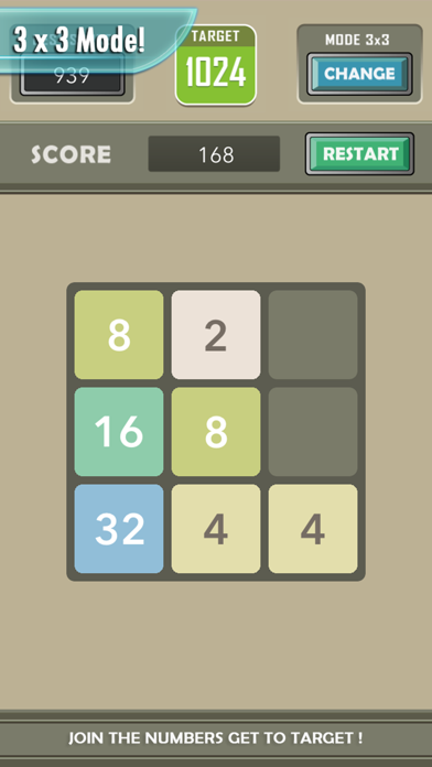 2048 Special screenshot two