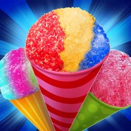 Snow Cone Maker Salon - Make & Design Frozen Desserts!