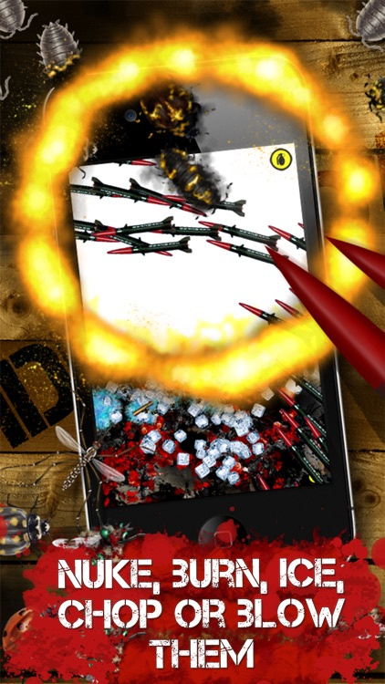 iDestroy Reloaded: Avoid pest invasion, Epic bug shooter game with crazy war weapons screenshot-4