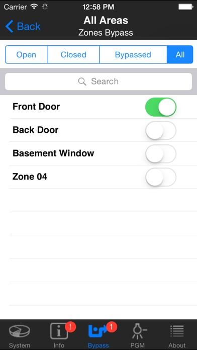 download iParadox – Alarm System Control apps 2