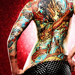 Tattoo Designer Pro - Selfie Photo Maker to add art inked on yr body