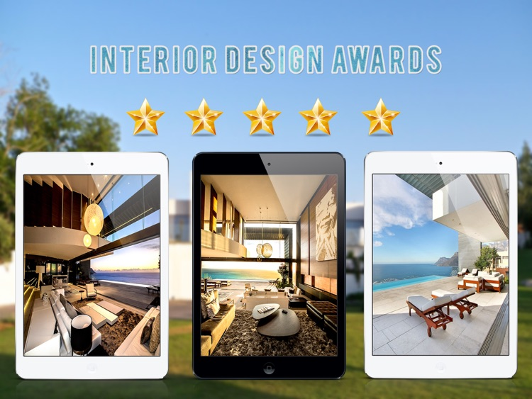Luxury Interior Design Ideas for iPad