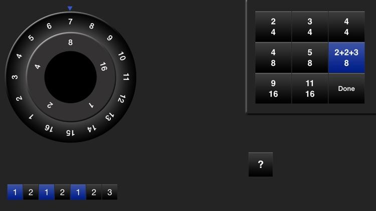 Musician's Metronome screenshot-3