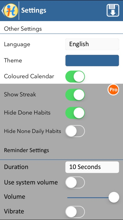 Habit Tracker Free screenshot-4