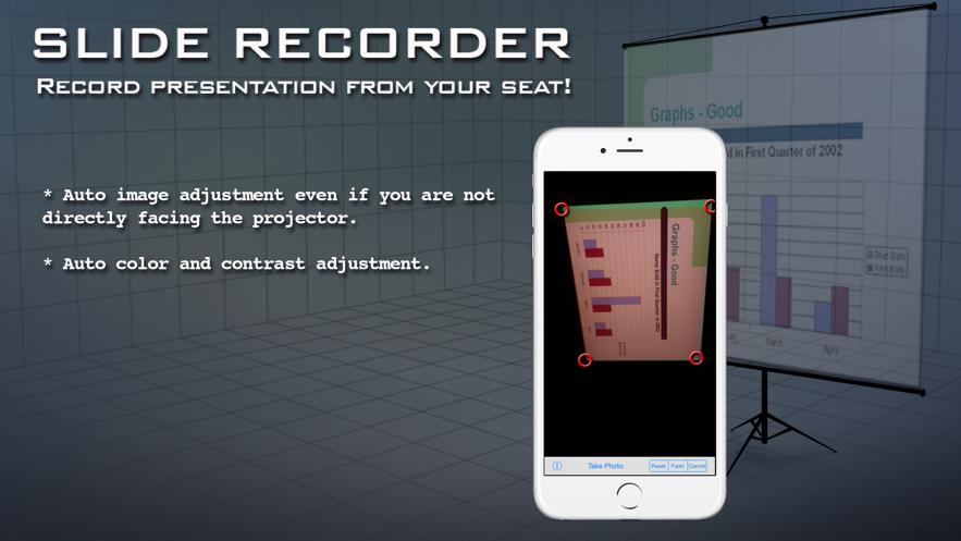 Slide Recorder App 截图