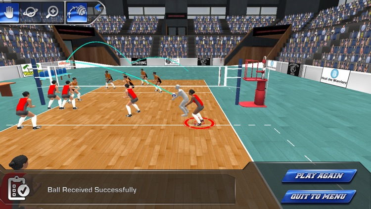 VolleySim: Visualize the Game screenshot-2