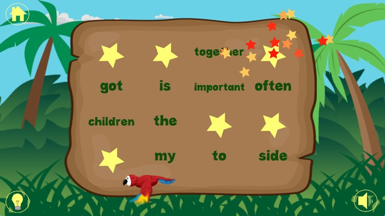 Advanced Sight Words : High Frequency Word Practice to Increase English Reading Fluency screenshot-3