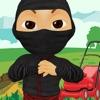 Lawn Mowing Madness: Ninja Style