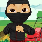 Lawn Mowing Madness: Ninja Style icon