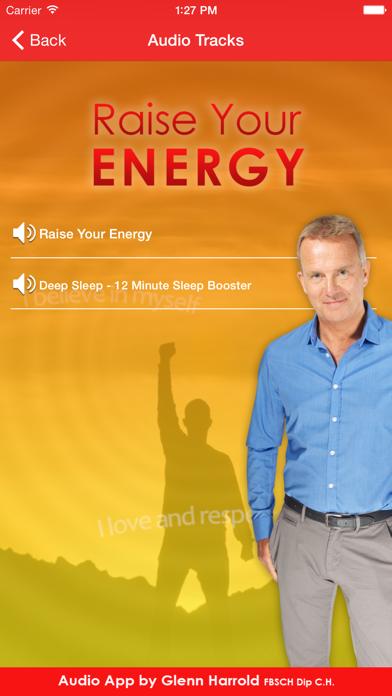 Raise Your Energy By Glenn Harrold review screenshots
