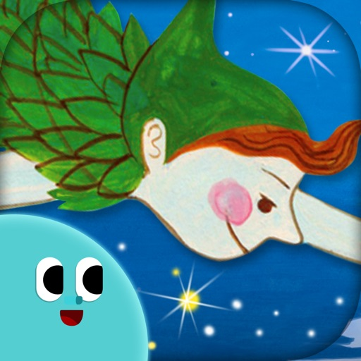 Peter Pan : Star Tale - Interactive Fairy Tale Series for Kids