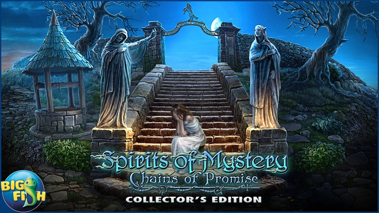 Spirits of Mystery: Chains of Promise - A Hidden Object Adventure (Full) screenshot-4