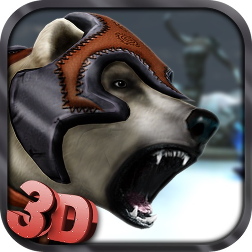 3D Polar Bear Wildlife Simulator