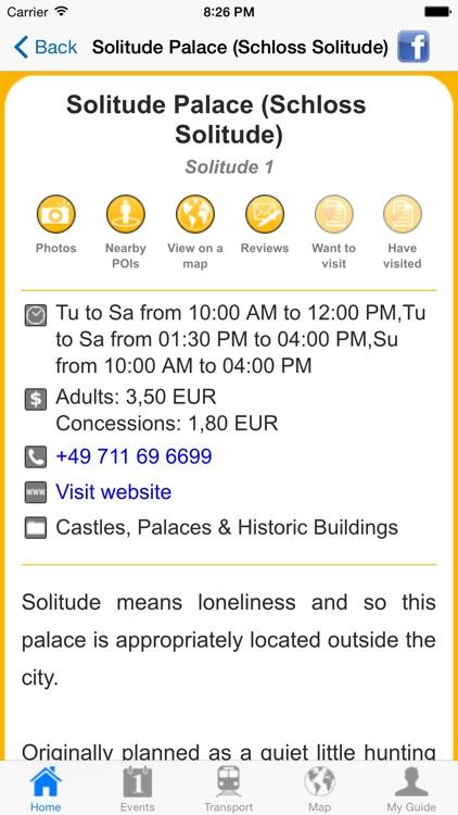Stuttgart Travel Guide Offline screenshot-4