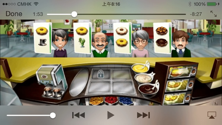Video Walkthrough for Cooking Fever screenshot-3