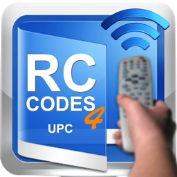Remote Controller Codes for UPC