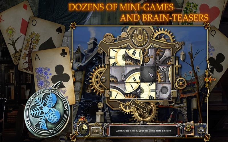 Solitaire Mystery: Four Seasons (Full) screenshot 4