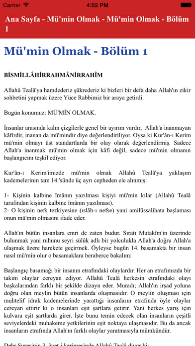 Mihr Vakfı Kitaplar screenshot three