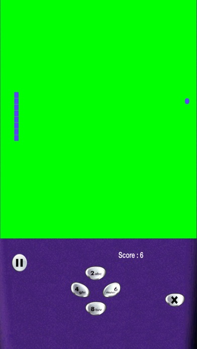 Classic Snake - Retro Game screenshot two