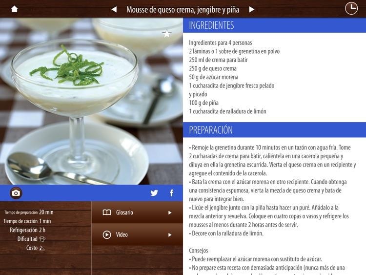 Delicias para adelgazar screenshot-3
