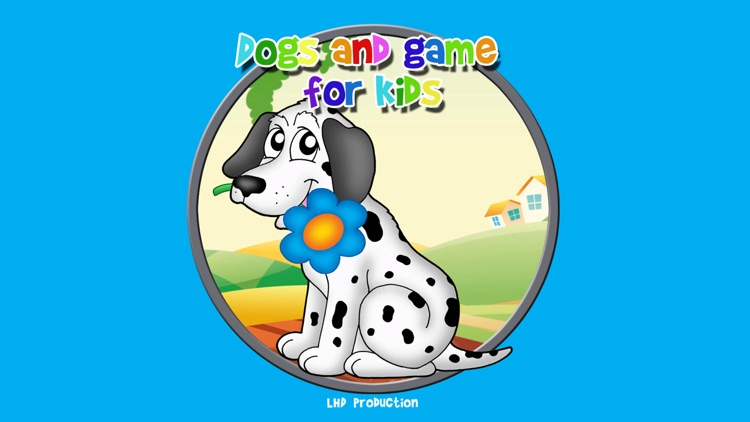 dogs and games for kids no ads by tgames kids
