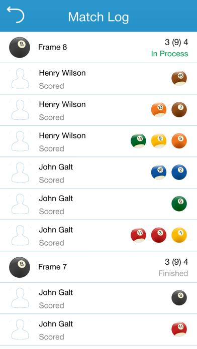 Pool Scorer PRO screenshot three