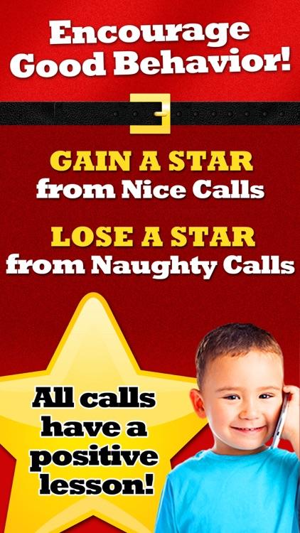Santa's Magic Phone Call & Text screenshot-4