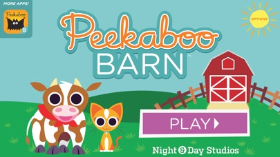 Peekaboo Barn screenshot one
