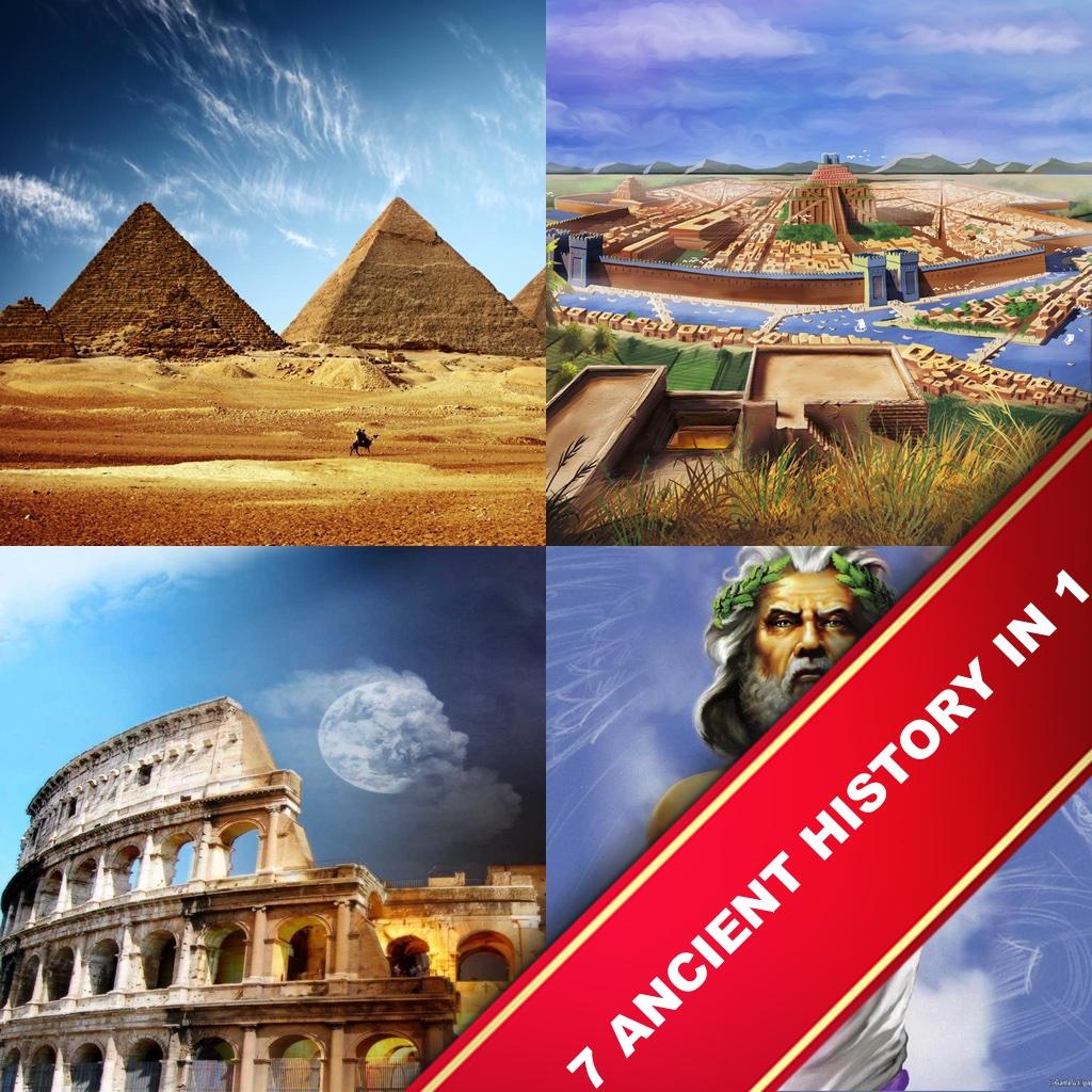 Ancient History Quiz Lite