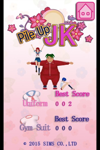 Pile Up JK screenshot 1