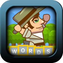 An Endless Runner And A Word Game Had A Baby...