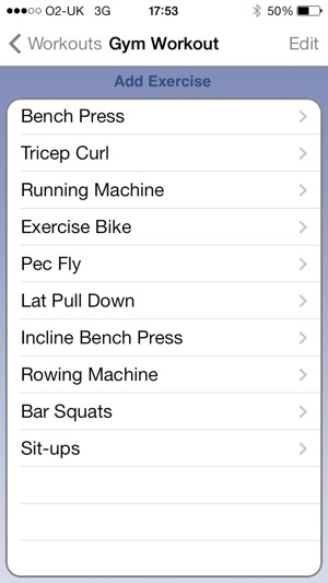 Easy Gym Log On The App Store