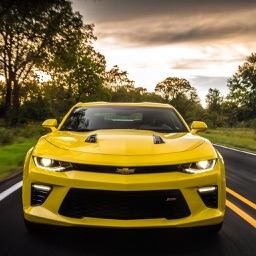 HD Car Wallpapers - Chevrolet Camaro Edition