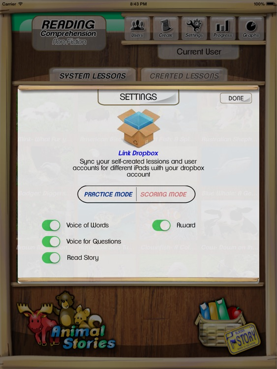 Reading Comprehension - Grades Two and Three screenshot-3