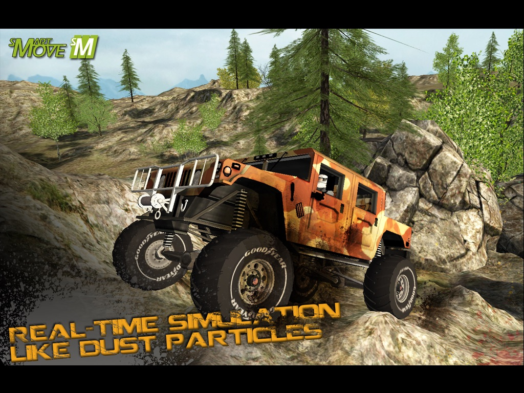 4x4 Offroad Trial Extreme Racing - Online Game Hack and