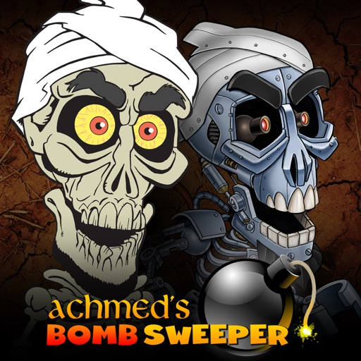 Jeff Dunham Presents Achmed's Bombsweeper.