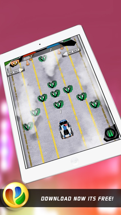 Cop Chase Race – Free Police Car Racing Game screenshot-3