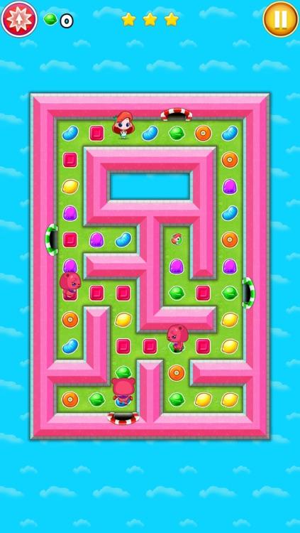Amazing Candy Adventure screenshot-4