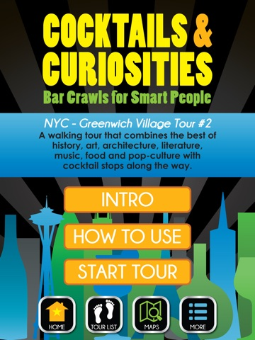 New York City Walking Tours by Cocktails and Curiosities Greenwich