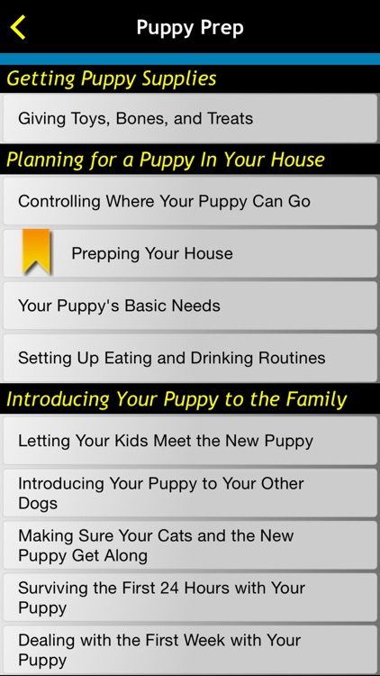 Puppy Basics For Dummies