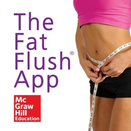 Fat Flush Diet Plan & Meal Tracker Program: Menus, Diary, Recipes & the Smoothie Shakedown Detox Diet for Weight Loss & Health