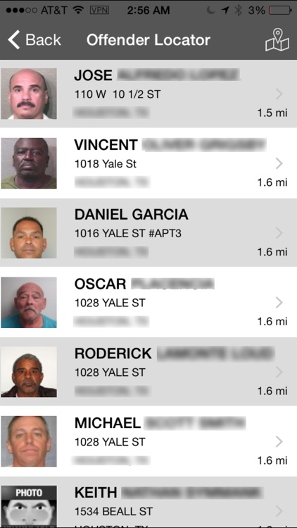Offender Locator screenshot-3