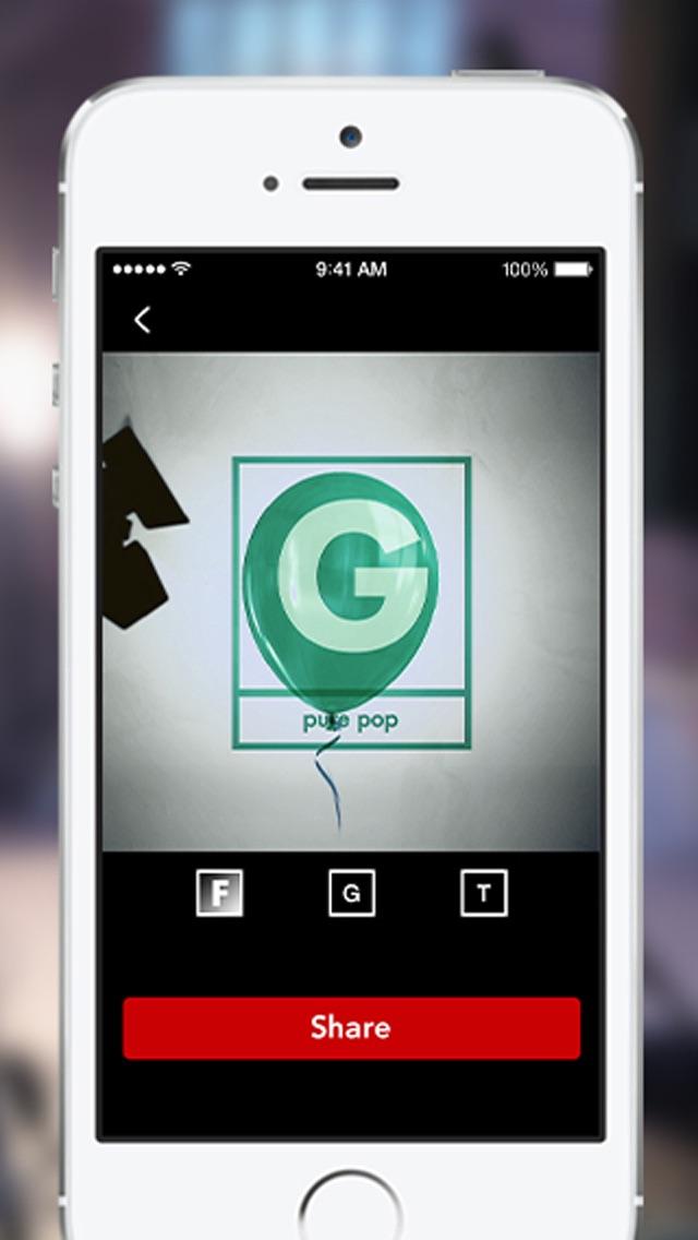 Gerard Way Gpic screenshot two