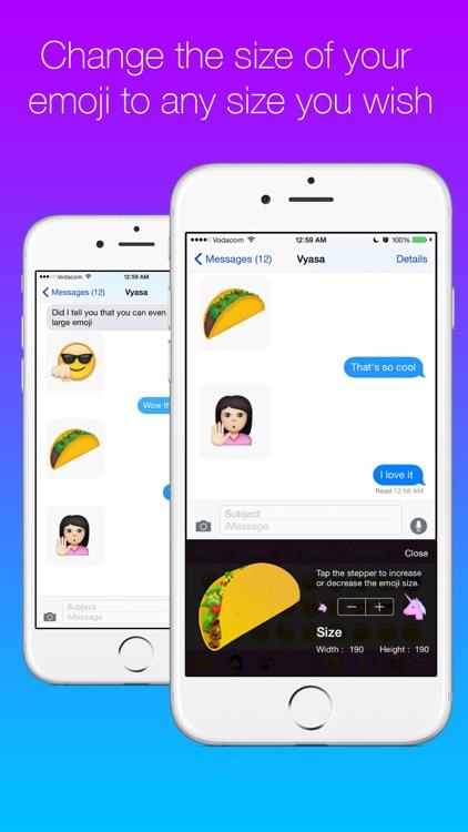 New Emoji :) screenshot-3