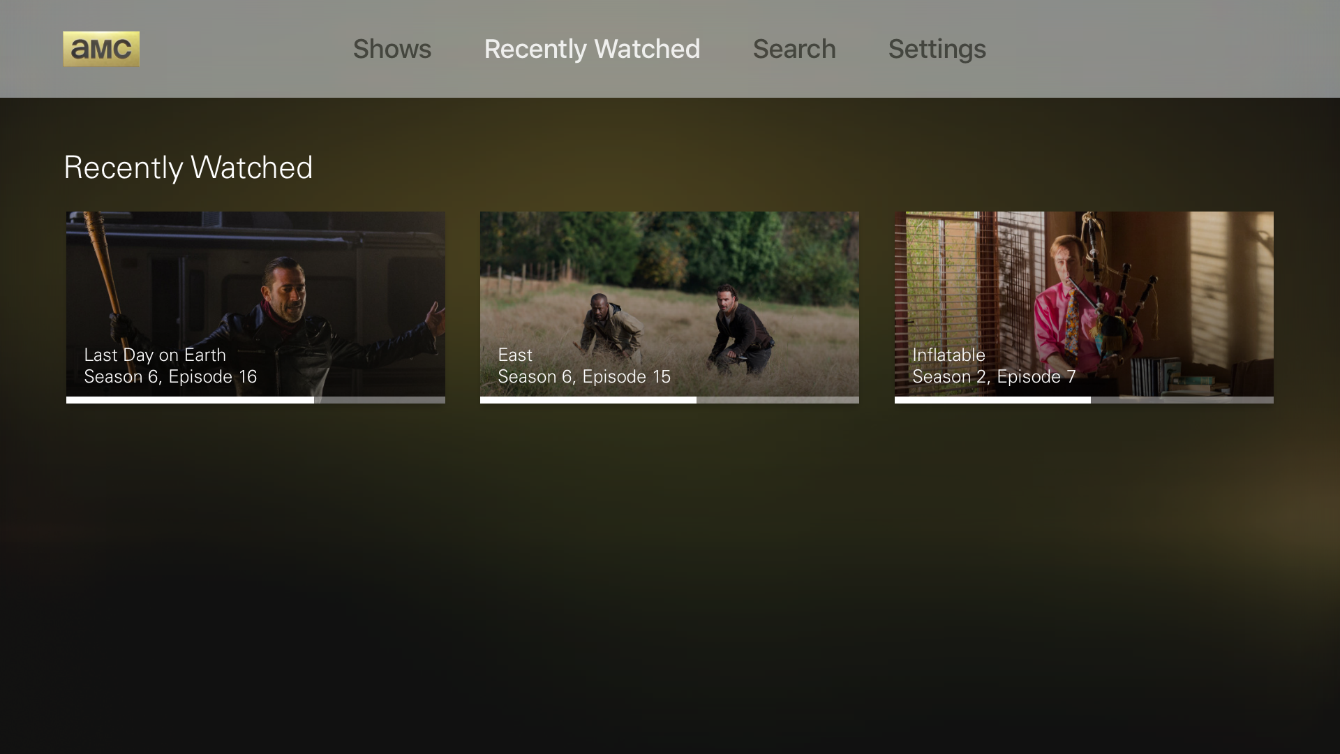 AMC: Stream TV Shows & Movies screenshot 15