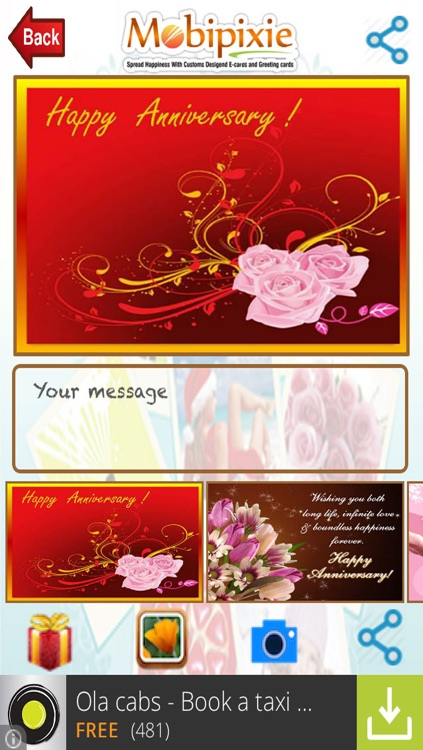 eCards for all Occasions and Events screenshot-3